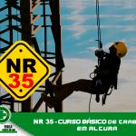NR – 35 Trabalho em Altura (semipresencial)
